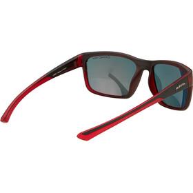 Alpina Lino I Glasses, czarny/czerwony